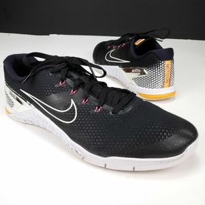 Nike Shoes - Mens Nike Metcon 4 Black Sneaker Shoes Size 15